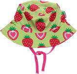 Maxomorra Sonnenhut CORD Strawberry