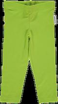 Maxomorra Leggings 3/4 lang bright green neu