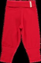 Maxomorra Babypants Rib Red