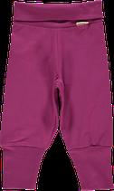 Maxomorra Babypants Rib Purple