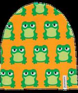 Maxomorra Hat Frog velour Gr. 48/50