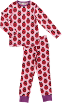 Maxomorra Pyjama Ladybug Gr. 86/92