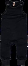 Maxomorra Playsuit Velour dark blue Gr. 86
