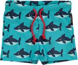 Maxomorra Badehose Shark blau