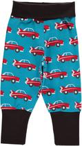 Maxomorra Ribpants Classic Cars