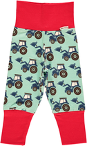 Sale! 20 % Maxomorra Ribpants Traktor hellblau