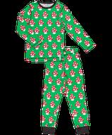 Maxomorra Pyjama Mushroom gr.86/92