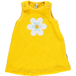 Maxomorra  Dress Embroid Flower