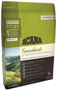 Acana Grasslands Dog беззерновой сухой корм для собак и щенков, с ягненком 11,4 кг