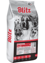 Blitz Sensitive Beef & Rice Adult Dog All Breeds 15 кг