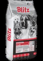 Blitz Sensitive Beef & Rice Adult Dog All Breeds 15 кг