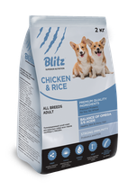 Blitz Adult Chicken & Rice 15кг