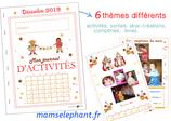 Pack  d'activités Décembre 2019 - Les lutins de Noël