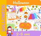 Pack activités - Halloween