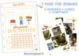 Pack d'activités juin 2020 - Le Chantier