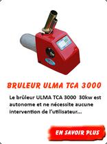 Brûleur Ulma ECO 2         30kW    MANUEL