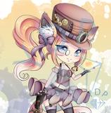 Steampunk Chibi Inoue
