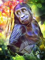 """Affe """"Kong 4"""""""