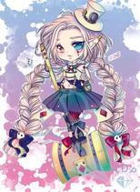 Steampunk Chibi Hinamori