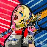 Strong Harley Quinn
