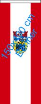 Charlottenburg-Wilmersdorf / Bannerfahne