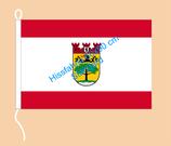 Steglitz-Zehlendorf / Hißfahne im Querformat