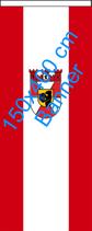 Mitte / Bannerfahne