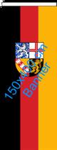 Saarland / Bannerfahne