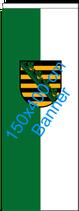 Sachsen / Bannerfahne