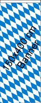 Bayern Raute / Bannerfahne
