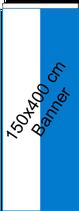 Bayern weiß-bay.blau / Bannerfahne