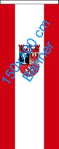 Neukölln / Bannerfahne