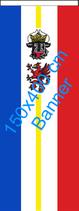 Mecklenburg-Vorpommern / Bannerfahne