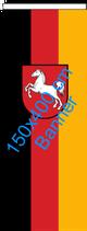 Niedersachsen / Bannerfahne