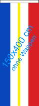 Mecklenburg-Vorpommern (ohne Wappen) / Bannerfahne