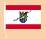 Lichtenberg / Hißfahne im Querformat