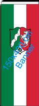 Nordrhein-Westfalen / Bannerfahne