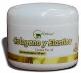 Crema Facial Colágeno y Elastina