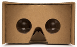 Virtual Reality Display (inspiriert von Google Cardboard) Version 2.0