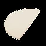 Halber Back- und Pizzastein für L