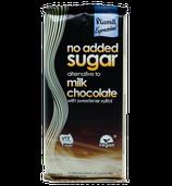 """""""no added sugar"""" Schokolade (Plamil Foods)"""