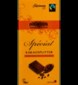 Chocolat Spécial Kakaosplitter (Naturata)