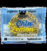 Chia Lemon Cookie (Kookie Cat)