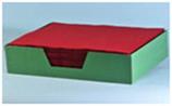 Tischset Papier DAMAST, 30x40 cm, 60 g
