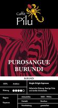 PUROSANGUE BURUNDI