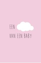 Een wolk van een baby - roze