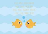 Visje, visje in het water