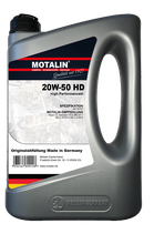 Motalin 20W-50 HD - Turbo