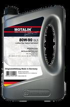Motalin 80W-90 GL5 LS - Limited Slip