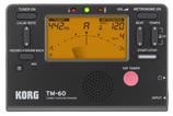 KORG Metronom & Stimmgerät TM60